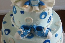 Baby Shower Cakes for Boys / Baby Shower Cakes for Boys  / by Maternity and Baby Showers