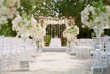 Ceremony  Decor / by Always Alexandra's Weddings and Events