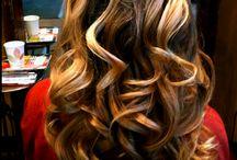 pretty hair / by Ginger Kaiser