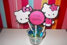CUPCAKE TOPPERS / by Bonnie Drake