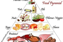 food-pyramids-and-other-nutritional-graphics / by Flor Hilliker