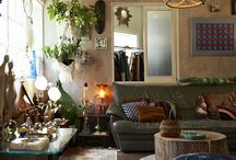 Bohemian living / by Courtney Barr