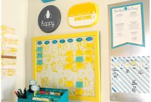 Organizing / by Paige Grimshaw