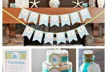 Nautical Themed Baby Shower / by Annie Miskella