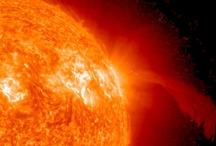 The Sun / Everything you wanted to know about the star closest to our Earth - the Sun! / by UCAR SciEd