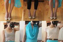 clothing tips / by Gabriela Prieto