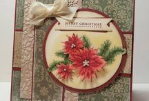 Cards Christmas SU Bells & Boughs / by Soni Larson
