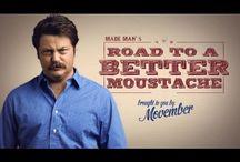 Movember / by Chad VanWinkle