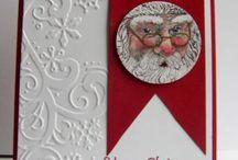 Christmas Santa / by Pamela Selinski