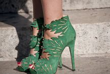 Oooh Shoes!  / by Shermin Ali