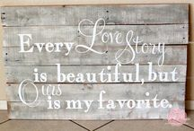 Love Story / by DeAnna Worley