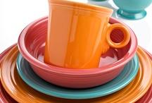 Fabulous Fiestaware !!! / by Kimberly Smith