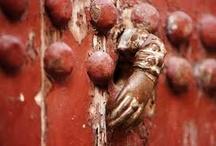 doors / by Rose Lewald