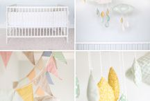 Inspired Nursery Decor / by The Wise Baby