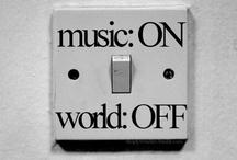 Music / by Morgan Barnard