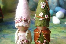 idea bouquet / this and that crafts / by Deborah Parsons