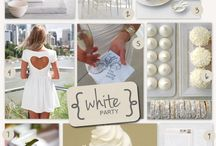 white party / by Crystal Folta