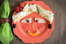 Food Faces / by Angie Rhodes