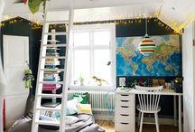 A Boys Room / by Susanne Firmenich