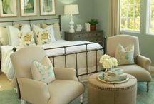 Guest Room/Craft closet / by Alli Harrell