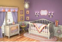 Naty and Gaby's room  / by Gisela Brown