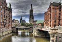 Hamburg - meine Stadt / by Ro Ché