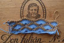 """""""Crochet"""" / by Güleren Bey"""