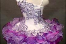 Pageant dresses / by Katrina Teachey