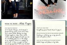 TO WEAR TO WORK / Our Career line has business women everywhere looking chic, head to feet! / by alice + olivia