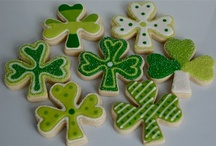 St. Patty's day thingies / by Nadia