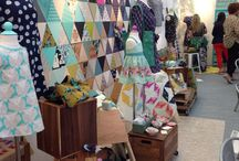 Quilt Market, Spring 2014, Pittsburgh / by Flare Fabrics