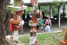Nursery Playground Ideas / Inspirational idea's for the nursery's new play area! / by Nash Alpine