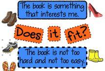 Kindergarten- Literacy / by Amber Puckett