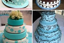 Cakes / by Erica Woodard Shoemaker
