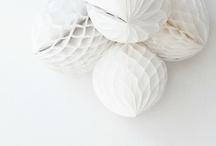 WHITE / by Stéphanie Allerme