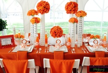 Pantone Color of the Year- Tangerine Tango! / by Mayesh Wholesale Florist
