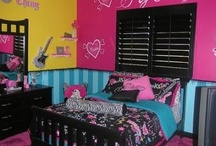 Girlie rooms / by Jenny Allen