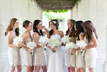 Bridal Parties  / by HerRoom