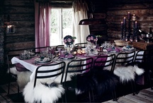 Flowers & Tablescapes / by Holly Patel