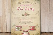 Valentine's Day / Valentine's day party decorations, invitations, gifts / by Lululu