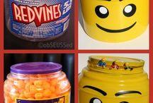 Everything Legos / by Julie Colorado Vigil