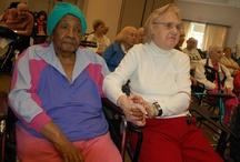 Friendships..... / by Cedar Village Retirement Community