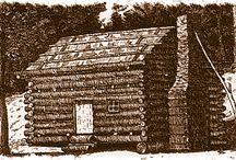 pioneer homes camp / by kristin :: preschool daze