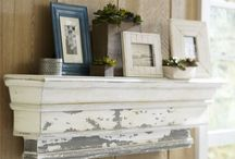 Fireplaces to build / by Ott Creatives Sherrie Ott