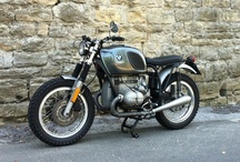 BMW Motorcycles / by Iron & Air
