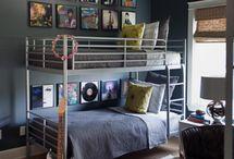Bedroom Boys  / by Lynne Valarie