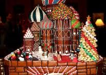 Gingerbread Fun! / by Miss Overballe