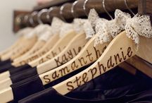 Wedding: Bridesmaids / by Hannah Turner