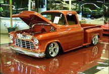 Trucks & 4X4s / by Harold Hazel