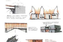 ARQUITECTURA... PRESENTACION... PROYE... ^..^ / illustrations_posters / by Lizette Melendrez